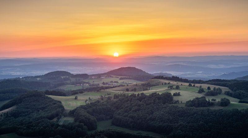 Rhön soll bekanntestes deutsches Mittelgebirge werden