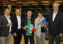 100.000ster Passagier am Kassel Airport