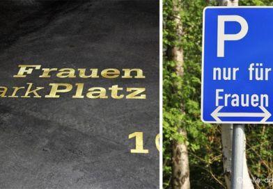 """Wegen """"Diskrimierung"""": Mann klagt gegen Frauenparkplätze"""