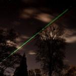 Laserscape bald wieder komplett – Städtische Werke schenken Kassel roten Laser