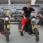 Investment in eMobility: Fußballstar Max Kruse wird Gesellschafter bei eROCKIT Systems