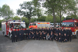 Katastrophenschutz-Einheiten