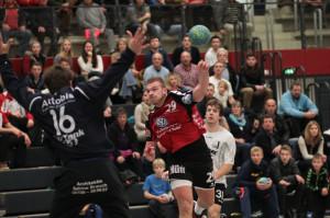 Andreas Bornemann möchte mit seinem Team auch am Samstagabend so dynamisch auftreten!
