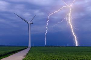 Schwüle Luft sorgt für Gewitter mit Unwettergefahr. Bildnachweis: WetterOnline