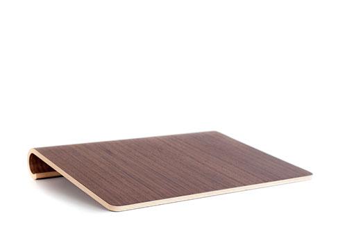 MacBook Stand 13 inch Walnut