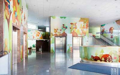 A friendlier hospital environment