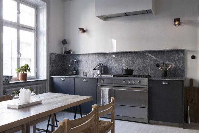 Monochrome Kitchen Inspiration
