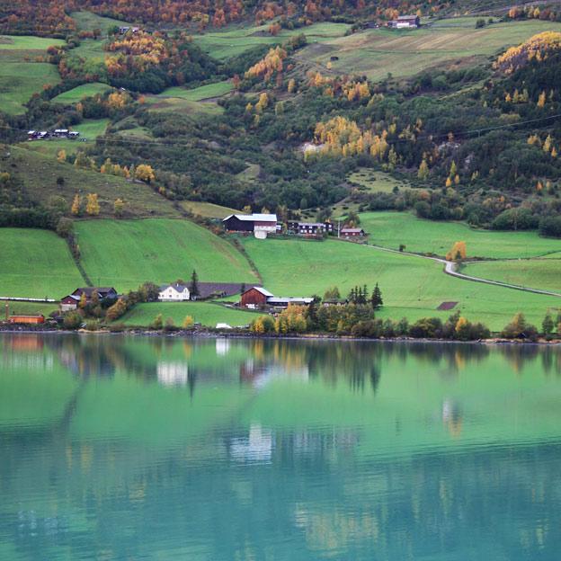 Gudbrandsdalen valley