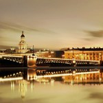 White Nights conference in St. Petersburg, Russia