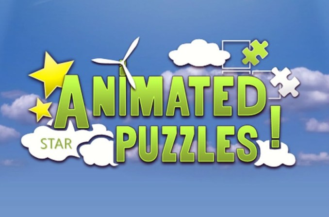 Animated Puzzles Star