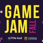 Fall Game Jam in Linköping