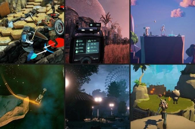 Unreal Engine games at NG16