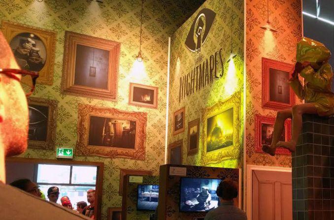 Little Nightmares at Gamescom 2016