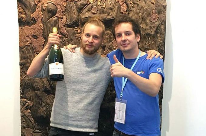 Team Ocmo wins first NGDC at NGS in Kajaani, Finland