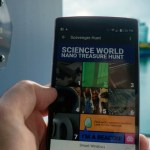 "Locatify/Science World's ""Zoom into Nano"""