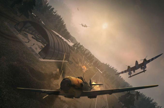 Heroes & Generals: Ihlefeld – Warbirds and Tail Gunners update