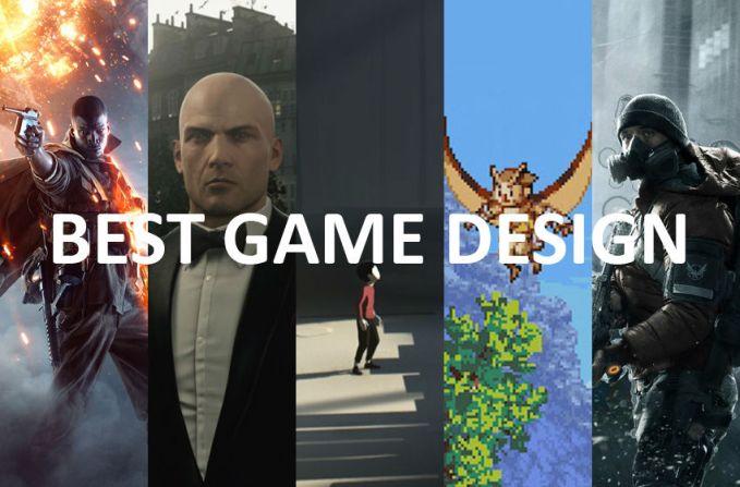 2017 NG Awards nominees: Game Design