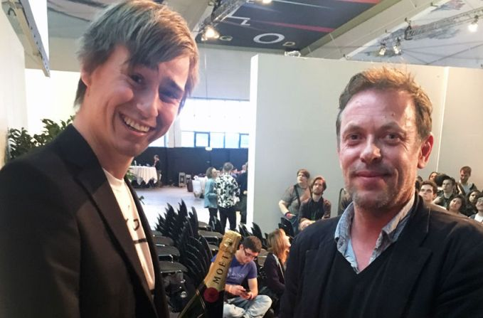 Oscar Andersson, Crunch Studio with Jacob Riis, Nordic Game