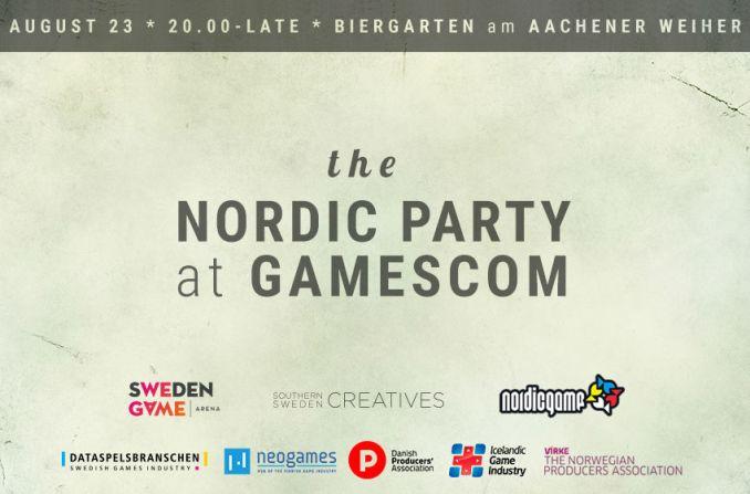 Nordic Party at Gamescom
