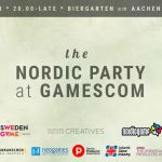 Nordic Party at Gamescom