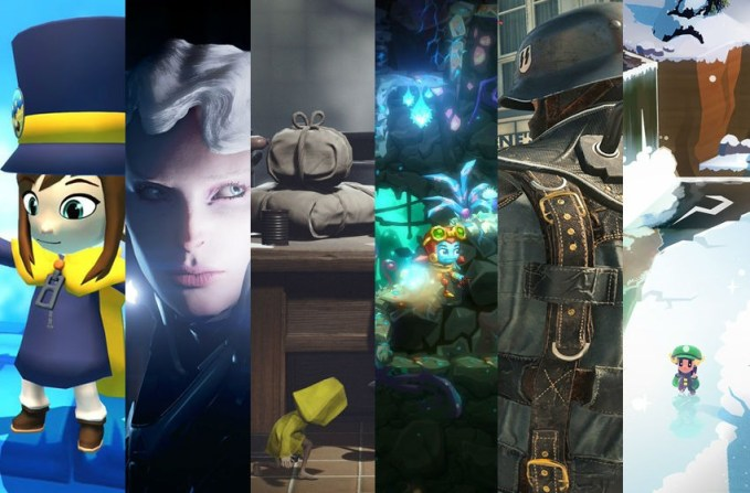 2018 NG Awards nominees: Best Game Design
