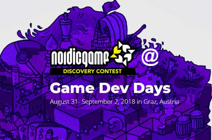 NGDC at Game Dev Days in Graz