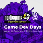 NGDC at Game Dev Days in Graz