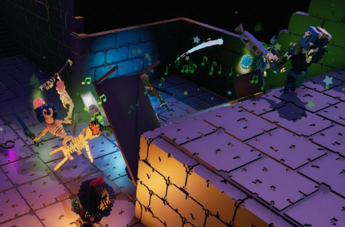 Swedish Catalope Games launches Skeletal Dance Party