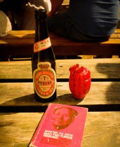 Three building blocks of Morgenrøde - beer, Maoism and revolution (Play, Jonas Trier-Knudsen)