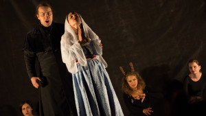 Faust playing on Mariinsky theater (play, Erik Pihl).