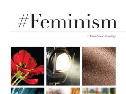 the #feminism anthology cover
