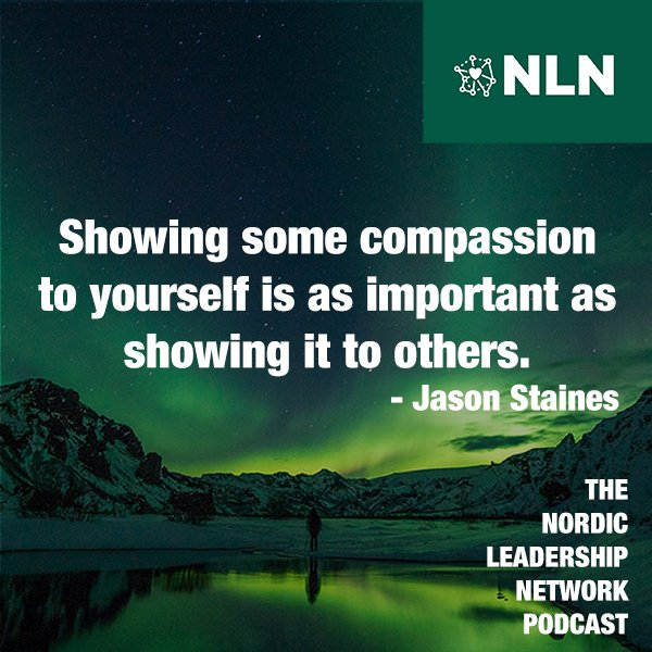 Ep. 6 – Jason Staines – The circle of influence and the importance of self-compassion
