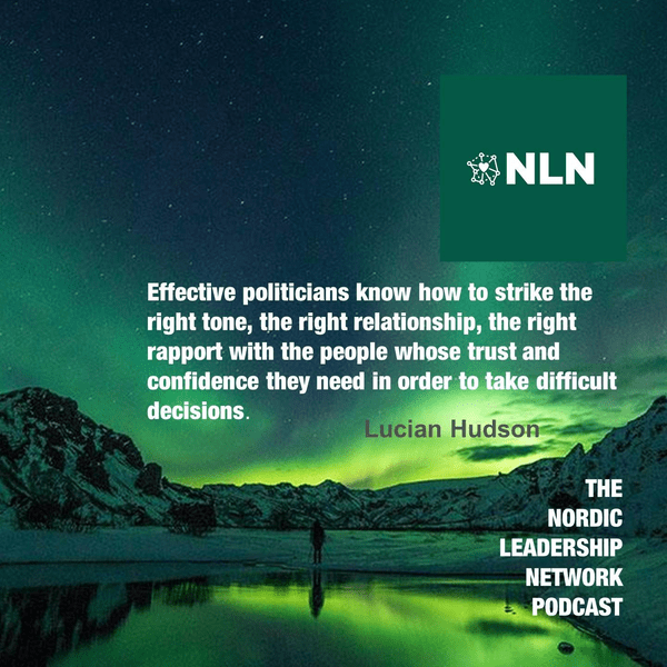 Ep. 16 Part 1/2 – Lucian Hudson – Leadership and crisis communications