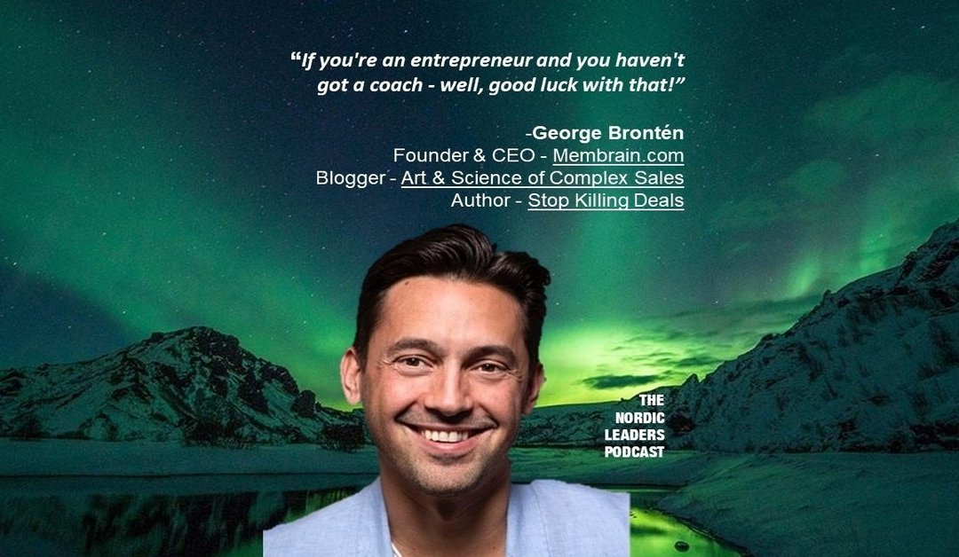 37 – Learning: Always be improving & how do you spend your Tuesday Nights?- George Brontén