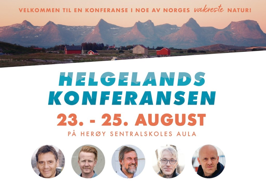 Helgelandskonferansen 23.-25. august 2019
