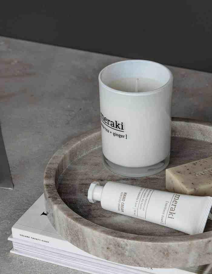 Northern Dawn Meraki Hand Cream, Certified Organic