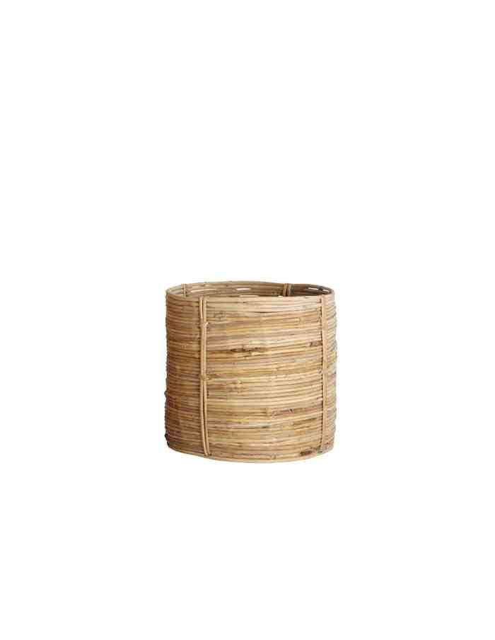 Small Rattan Bamboo Basket, House Doctor