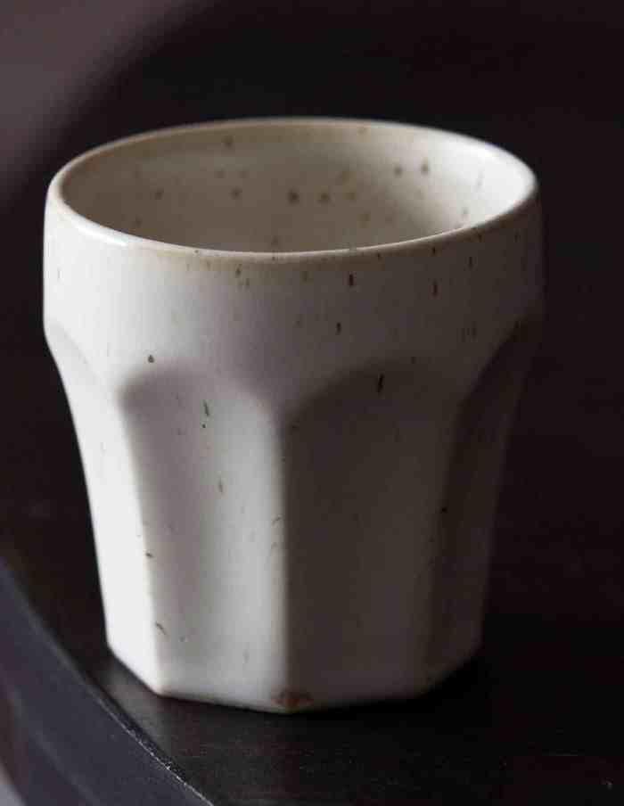 Berica Beige Espresso Cup, House Doctor