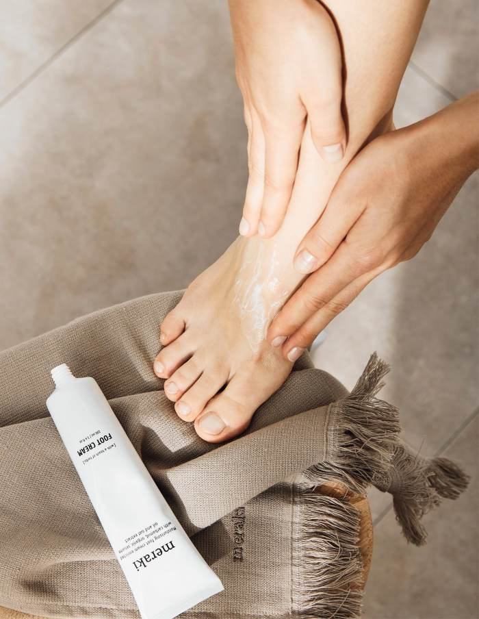 Soft Touch Hand Towels, Meraki