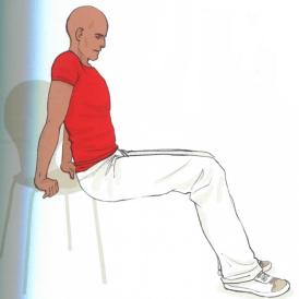 Préparation physique à la maison : triceps
