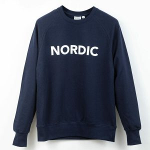 Sweater Nordic Big Navy