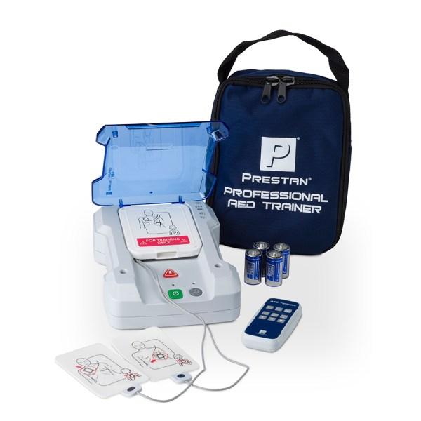 Prestan AED-harjoitusdefibrillaattori
