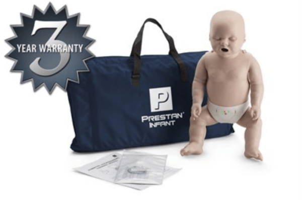 Peruselvytyssimulaattori, vauva