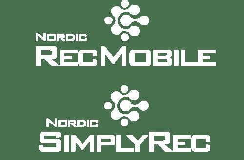 Nordic RecMobile ja Nordic SimplyRec ovat helppokäyttöisiä simulaatiotallennusjärjestelmiä