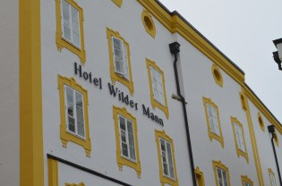notice the name of the hotel :)