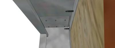Inner Rivet detail