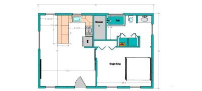 Floorplan E1