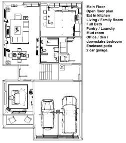 Mod 325 Main Floor