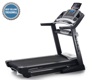 nordictrack commercial 1750 treadmill - 2016