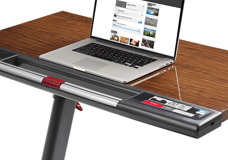nordctrack treadmill desk review